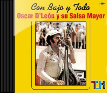 Oscar d Leon - Con Bajo y Todo 1996