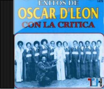 Oscar d Leon - Con la Critica 1990