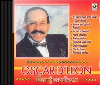 Oscar d Leon - El Mejor Salsero 2006