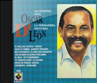 Oscar d Leon - Leyenda Viva Vol 2 1996
