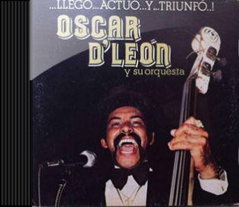 Oscar d Leon - Llego Actuo y Triunfo 1990
