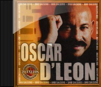 Oscar d Leon - Oro Salsero 2003
