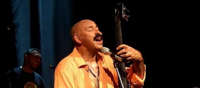 Oscar D' León recibe distinción de Embajador Cultural del Instituto Latino de la Música #8Nov